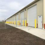 Venture Mega Storage building